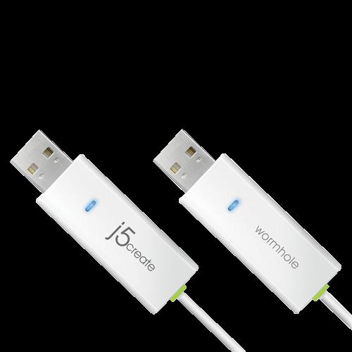 JUC100 (USB 2.0 Wormhole Switch)