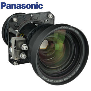 Panasonic ET-ELW02 LCD Projector Zoom Lens for PT-EX16K