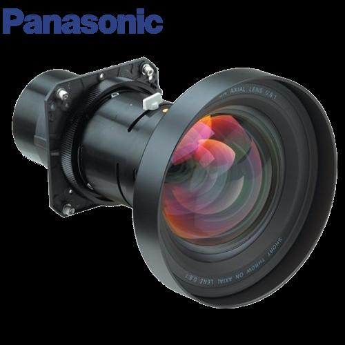Panasonic ET-ELW03 LCD Projector Fixed-Focus Lens for PT-EX16K