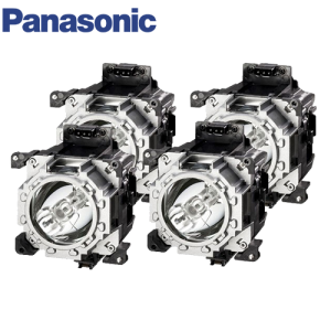 Panasonic 3-Chip DLP Projector Lamp 4-Piece ET-LAD520F for DZ21K2 Series
