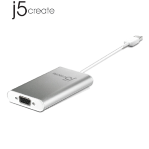 J5CREATE JUA210 USB 2.0 VGA Display Adapter