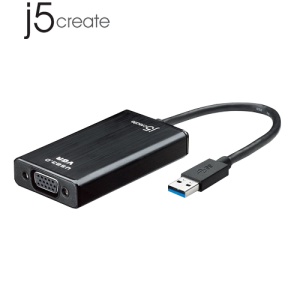 J5CREATE JUA310 USB 3.0 VGA Display Adapter