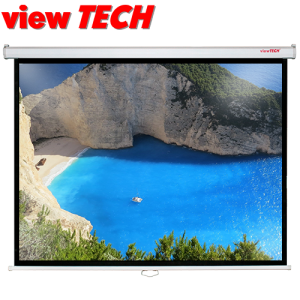 VIEWTECH 58 X 104 PULLDOWN WALL SCREEN