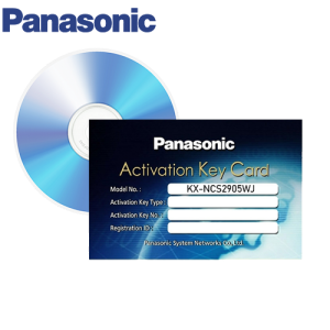 Panasonic PBX Activation Key KX-NCS2905WJ