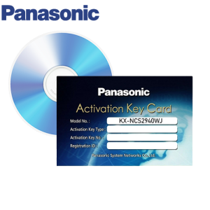Panasonic PBX Activation Key KX-NCS2940WJ