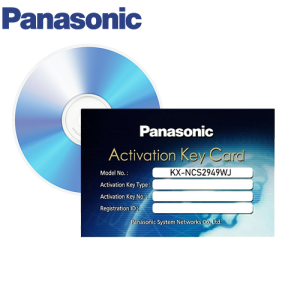 Panasonic PBX Activation Key KX-NCS2949WJ
