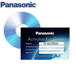 Panasonic PBX Activation Key KX-NCS3102WJ