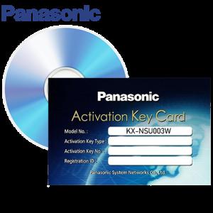 Panasonic PBX Activation Key KX-NSU003W