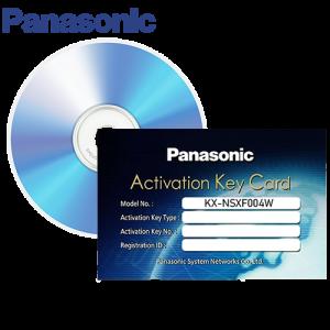 Panasonic PBX Activation Key KX-NSXF004W