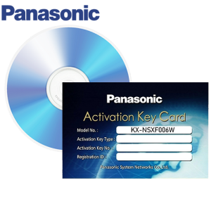 Panasonic PBX Activation Key KX-NSXF006W