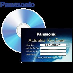 Panasonic PBX Activation Key KX-NSXU004W