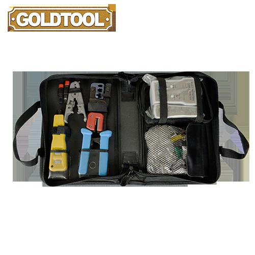 GOLDTOOL TTK-370 LAN Cable Tester Tool Kit