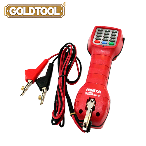 GOLDTOOL TCT-1900 Lineman's Test Set