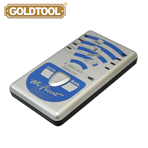 GOLDTOOL TCT-3000 2.4GhZ WiFi Detector