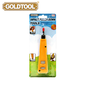 GOLDTOOL TTK-042 Impact Punch Down Tool with 110 Blade