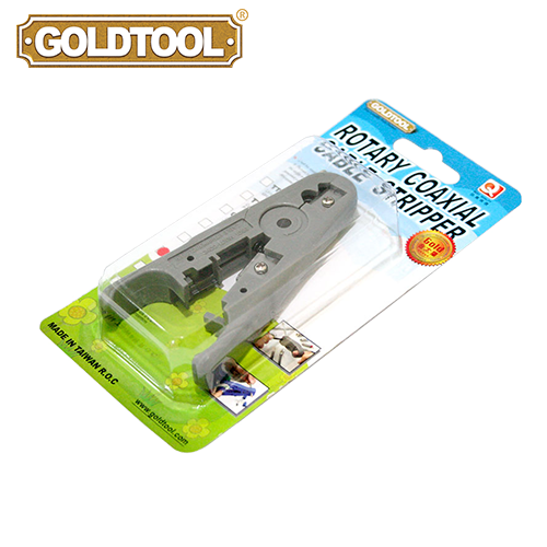 GOLDTOOL TTK-063 Rotary Coaxial Cable Stripper