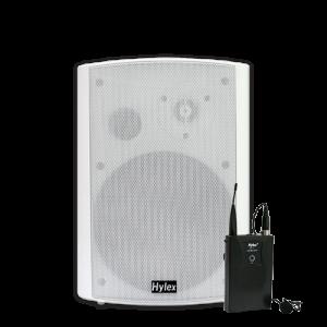 Hylex WDA-30 Active Speaker with Lapel