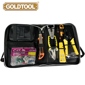 GOLDTOOL TTK-1230 Network UTP/STP Twisted Pair Maintenance Kit