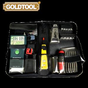 GOLDTOOL TTK-1250 LAN Termination Kit