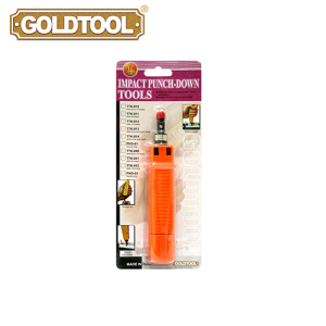 GOLDTOOL TTK-021 Impact Punch Down Tool with 110 Blade